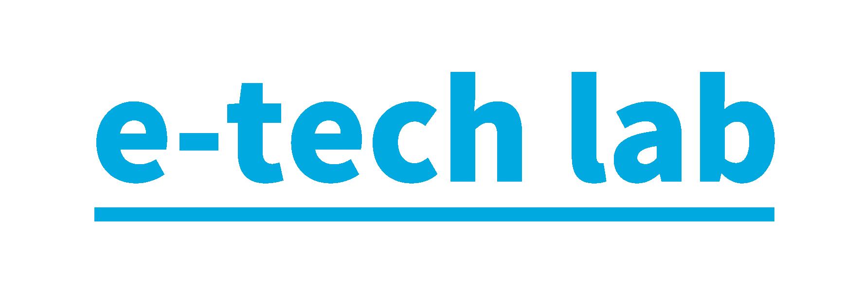 e-tech lab(イーテックラボ)